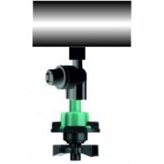 Emiter patykowy krzywy na dwójniku z kroplownikiem CORONA ND z kompensacją ciśnienia 4 l/h