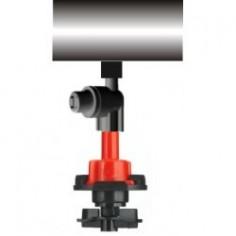 Emiter patykowy prosty na dwójniku z kroplownikiem CORONA ND z kompensacją ciśnienia 4 l/h