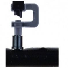 Emiter patykowy pojedynczy krzywy bez kompensacji ciśnienia 2 l/h