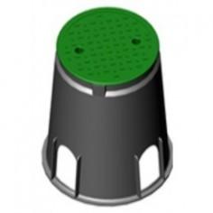 Skrzynka okrągła mała Ø168 mm