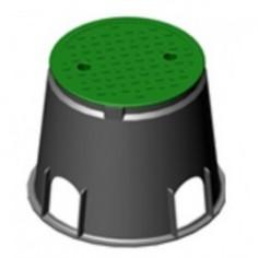 Skrzynka okrągła duża Ø250 mm
